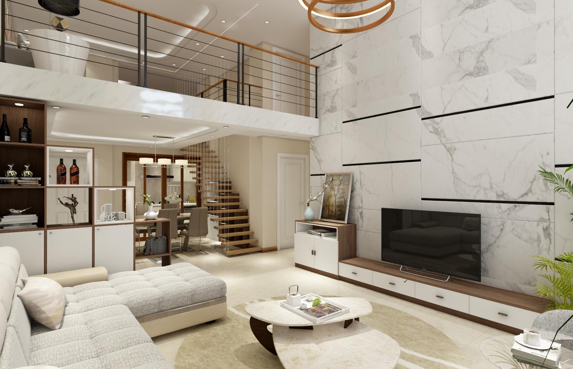 万科-loft米酷公寓