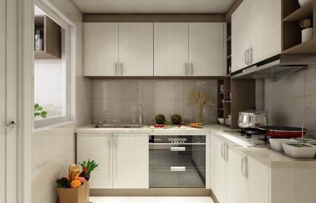 帝景湾—现代厨房