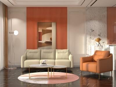 GD105+3113 聯邦米尼都系列 輕奢風格